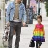 Лучший папа: Райан Гослинг проводит время со старшей дочерью