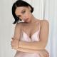 Беременная Ольга Серябкина в пиджаке oversize уже не скрывает свое «интересное положение»