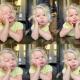 Джессика Симпсон отправила свою 2-летнюю дочь Берди в детский сад
