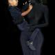Ким Кардашьян ошеломила своим внешним видом в кожаном наряде с ног до головы
