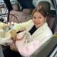 Дочь министра обороны Сергея Шойгу выписали из роддома