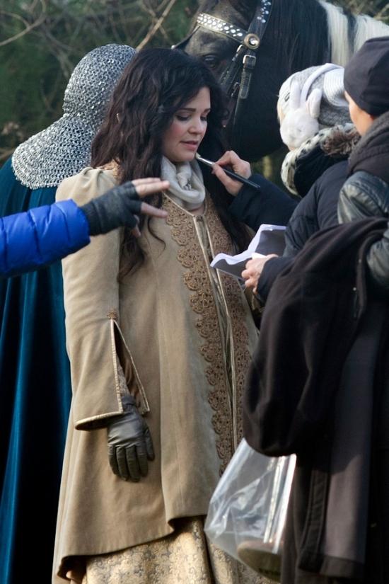 Джиннифер гудвин беременна в сериале
