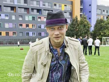 Дмитрий Хрусталев