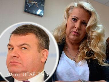 Евгения Васильева и Анатолий Сердюков