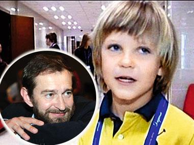 хабенский константин фото с сыном