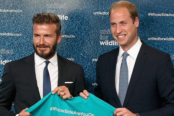 The Duke Of Cambridge Launches A United For Wildlife Campaign