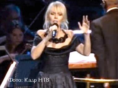 Попытка сорвать концерт Валерии в Лондоне провалилась – пришли ...