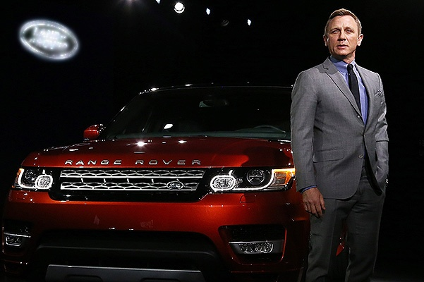 All-New Range Rover Sport Reveal in New York City
