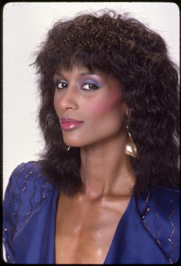 Portrait Of Beverly Johnson