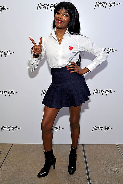 Nasty Gal Melrose Store Launch