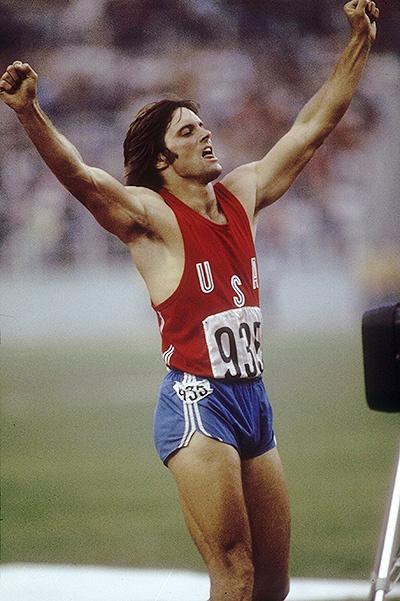 1976 Summer Olympics Jenner