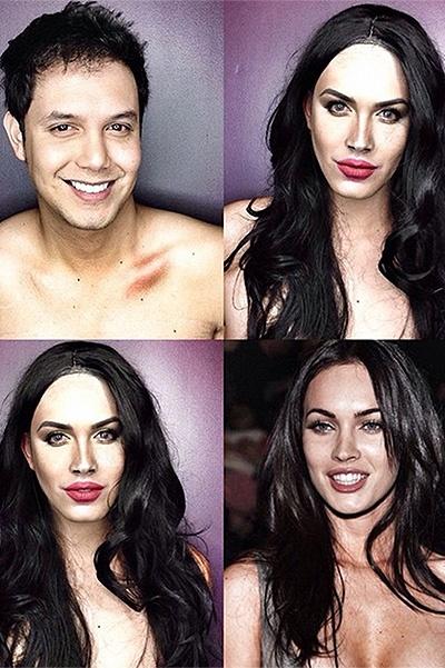 Мужчинам нравятся женщины с макияжем или без