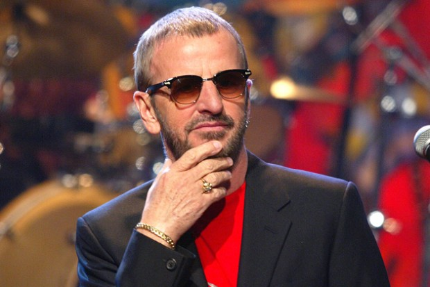 Ringo Starr Appears on The Tonight Show with Jay Leno