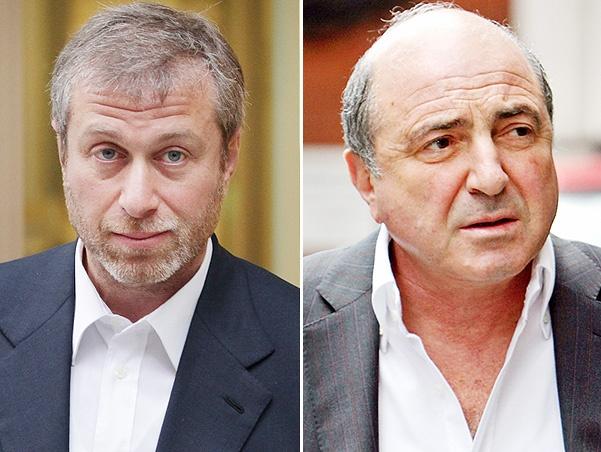 Russian Businessmen Roman Abramovich And Boris Berezovsky Appear At Court In Oil Share Legal Battle