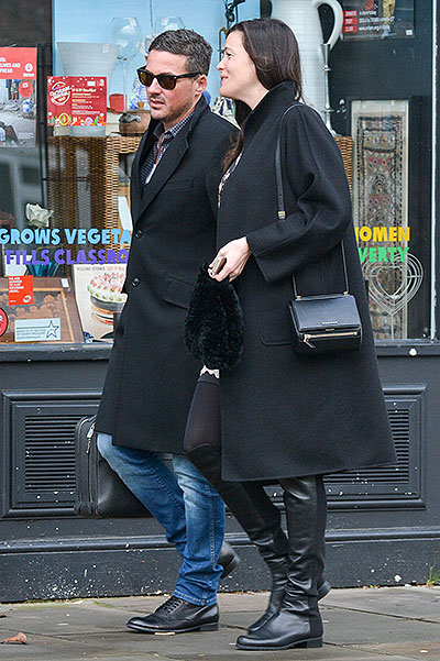 EXCLUSIVE: Liv Tyler spotted out and about in London, UK