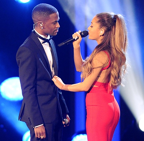 Big-Sean-Ariana-singing-040915