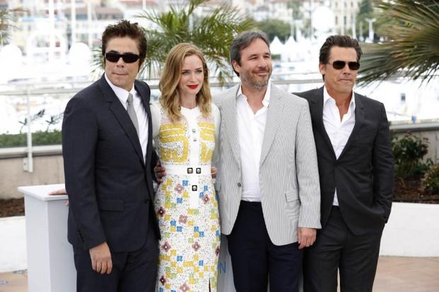 68th Annual Cannes Film Festival - 'Sicario' - Photocall