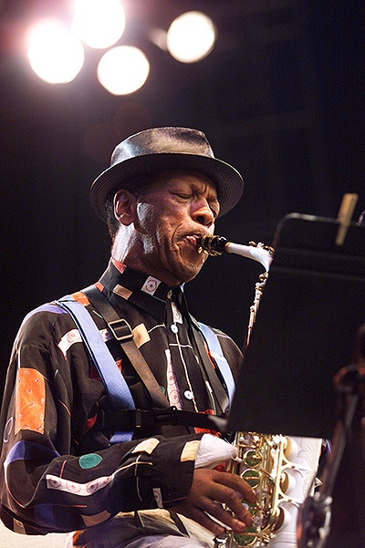 Ornette Coleman at The Bell Atlantic Jazz Festival