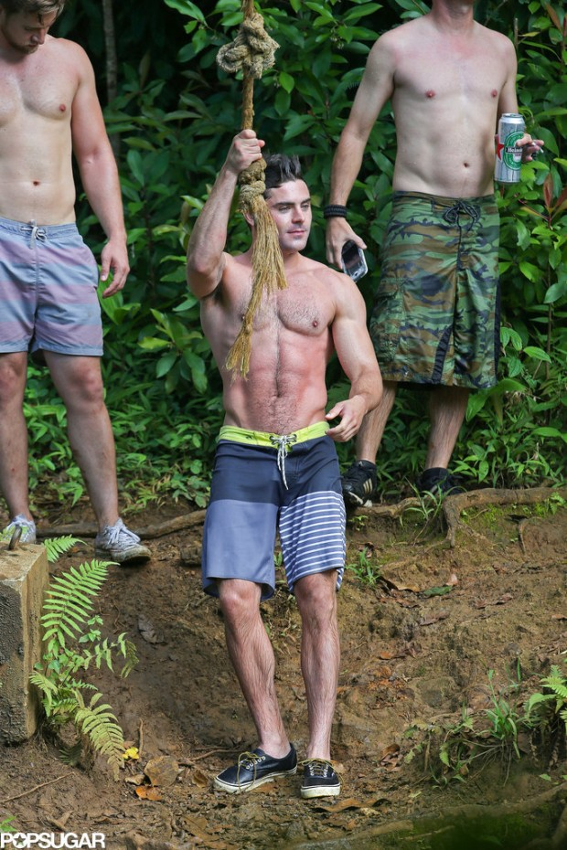 Shirtless-Zac-Efron-Rope-Swing (4)