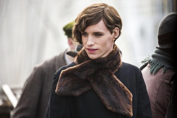 Optagelser i Nyhavn af filmen The Danish Girl. Hovedrollen spilles af den oscarvindende Eddie Redmayne.