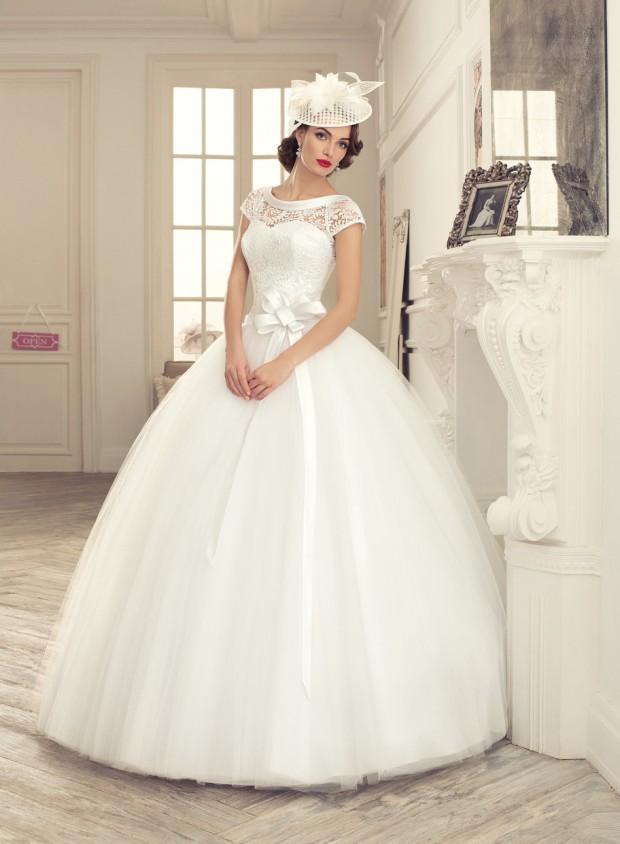 фото свадебные платье 2016