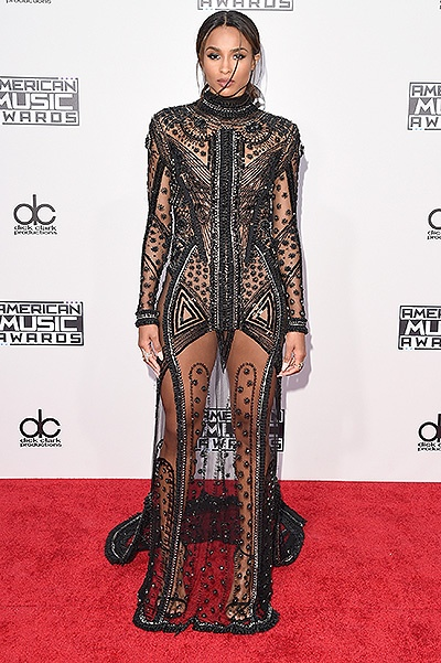 LOS ANGELES, CA - NOVEMBER 22:  Recording artist Ciara attends the 2015 American Music Awards at Microsoft Theater on November 22, 2015 in Los Angeles, California.  (Photo by Jason Merritt/Getty Images)