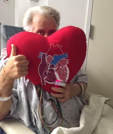 Мартин Шин перенес операцию на сердце