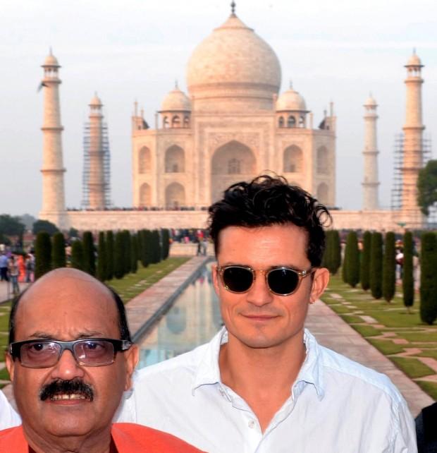 Орландо Блум депортирован из Индии
