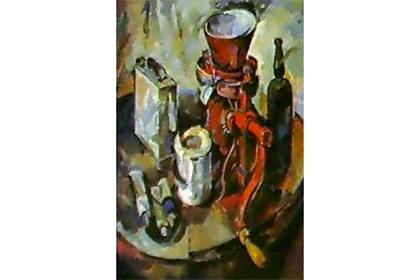 Картина Петра Кончаловского