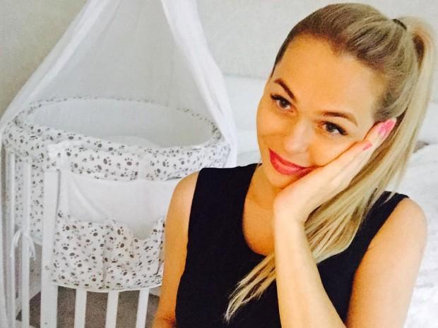 Анна Хилькевич будет кормить дочь замороженным молоком