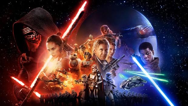 «Звездные войны: Пробуждение силы» лидируют в рейтинге самых кассовых фильмов США
