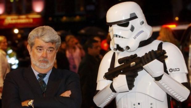 Фанаты умоляют Джорджа Лукаса заняться новыми «Звездными войнами»