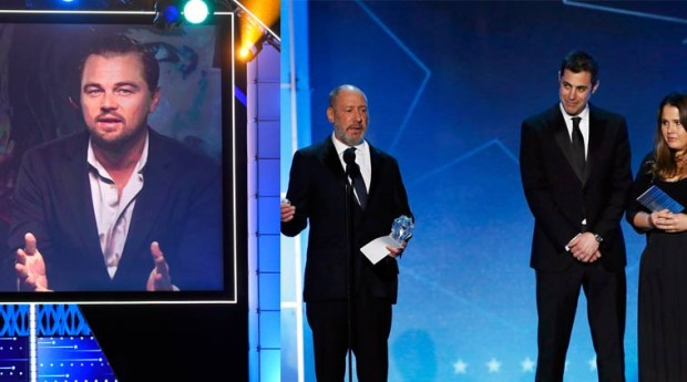 Critics Choise Awards-2016: красная дорожка и победители - 1