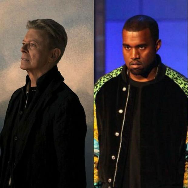 Фанаты призывают Канье Уэста не записывать каверы песен Дэвида Боуи