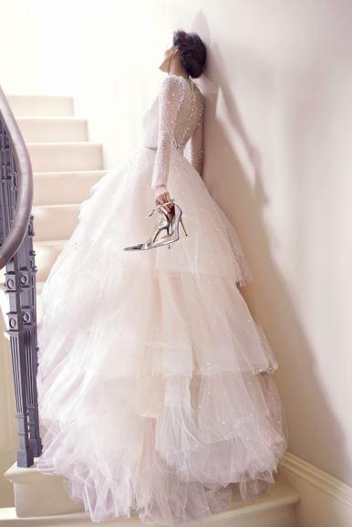 Jimmy Choo представил свадебную коллекцию