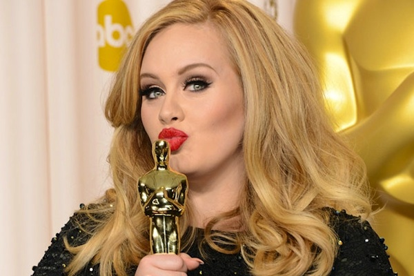 Адель отказалась вручать награды на «Оскаре»