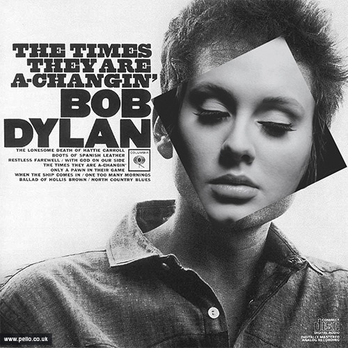 Bob Dylan - 'The Times They Are a-Changin''