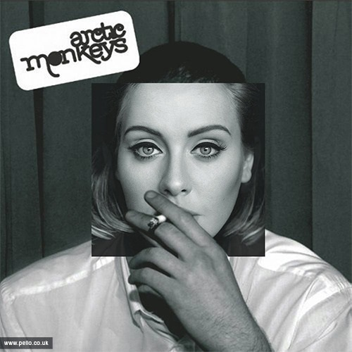 Arctic Monkeys - 'Whatever People Say I Am, That's What I'm Not'