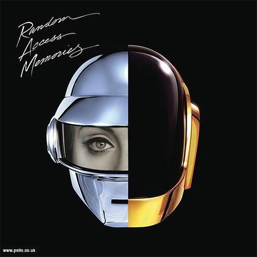 Daft Punk - 'Random Access Memories'