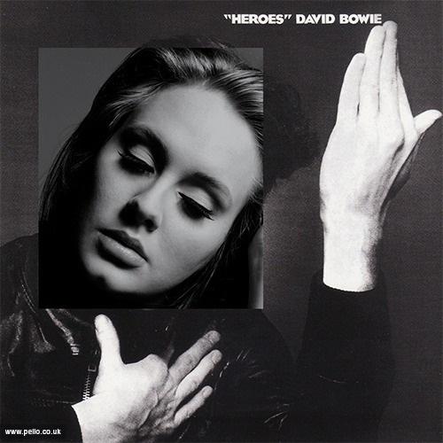 David Bowie - 'Heroes'
