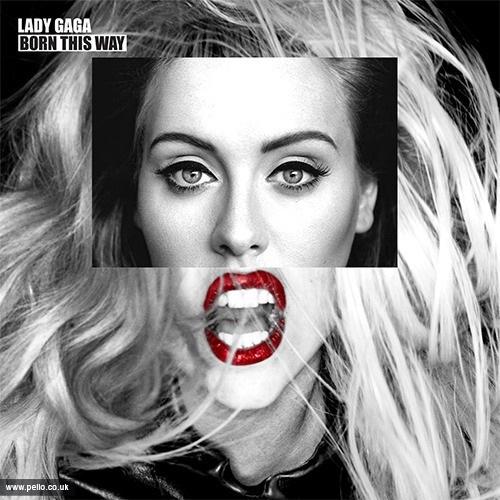 Lady Gaga - 'Born This Way'