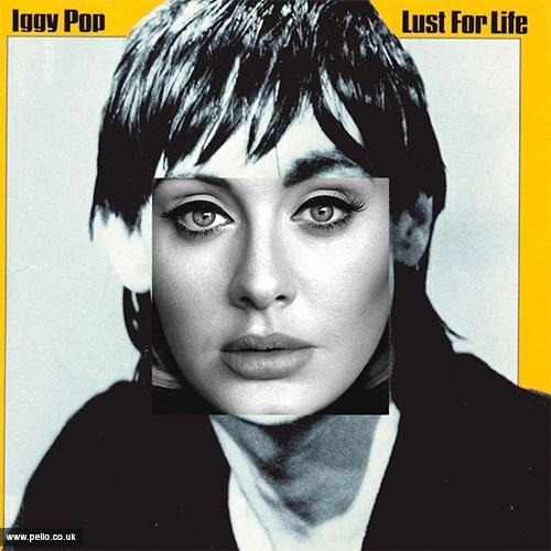 Iggy Pop - 'Lust For Life'