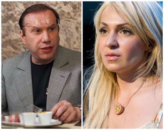 Яна Рудковская боится мести  бывшего мужа Виктора Батурина
