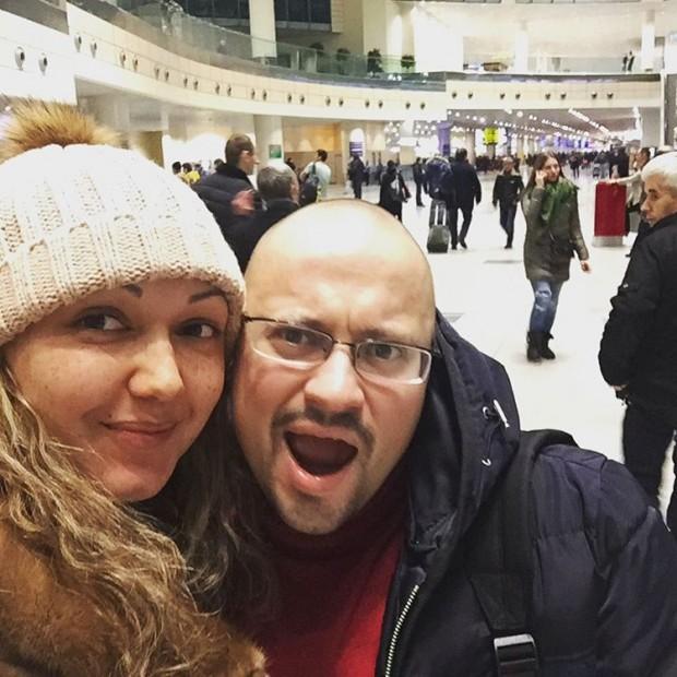 Андрей Гайдулян вернулся в Россию и прокомментировал свое состояние здоровья