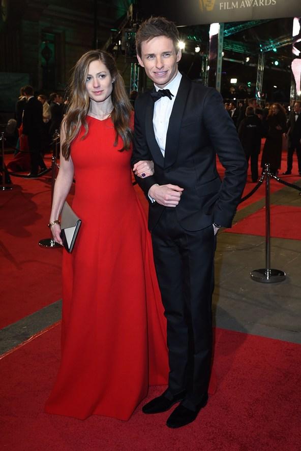 BAFTA: красная дорожка и победители