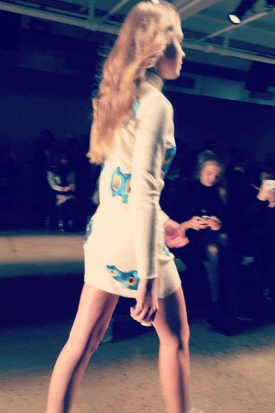 14-летняя дочь Веры Брежневой покоряет модный мир