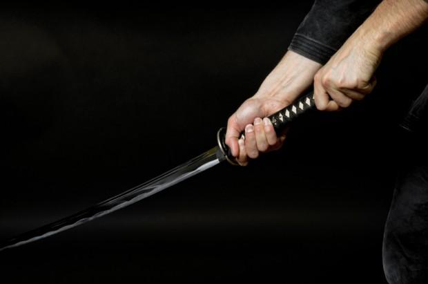 Японский актер погиб на сцене от удара 73-сантиметровым мечом