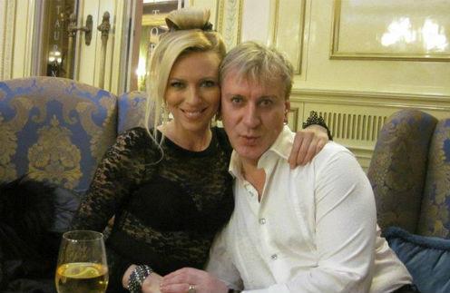 На юбилей Сергей Пенкин получил от невесты помолвочное кольцо