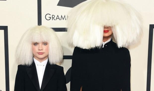 Sia рассказала, почему прячет лицо