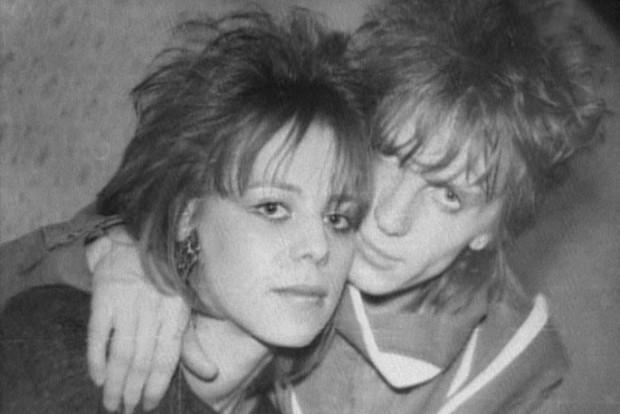 Ирина и Виктор Салтыковы в конце 80х